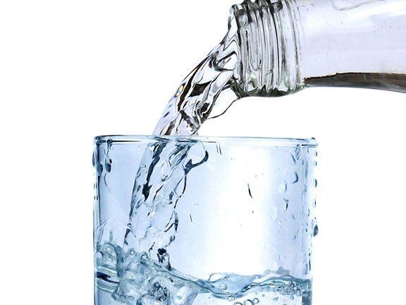 Ernährung für Sportler - Wasser