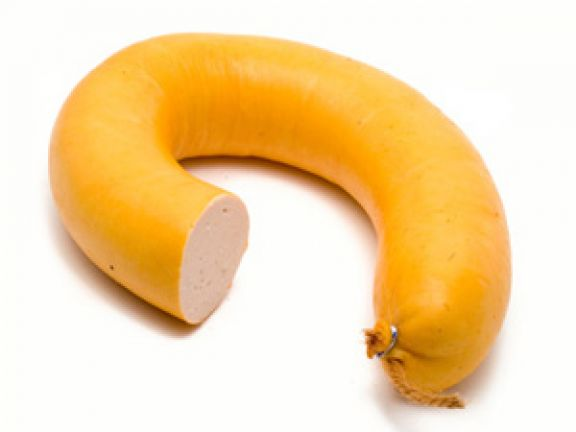 Gelbwurst ist eine bayrische Spezialität