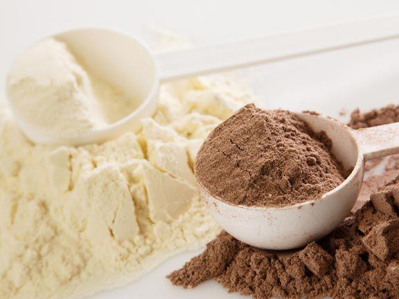 Whey: Bestes Proteinpulver?
