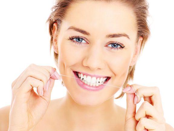 Mundgeruch Zahnseide