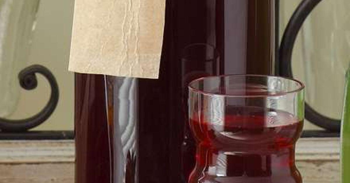 aronia lik r rezept eat smarter. Black Bedroom Furniture Sets. Home Design Ideas