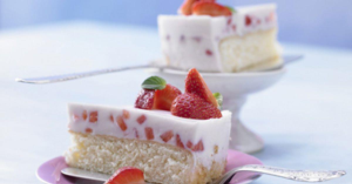 Kuchen mehl sieben