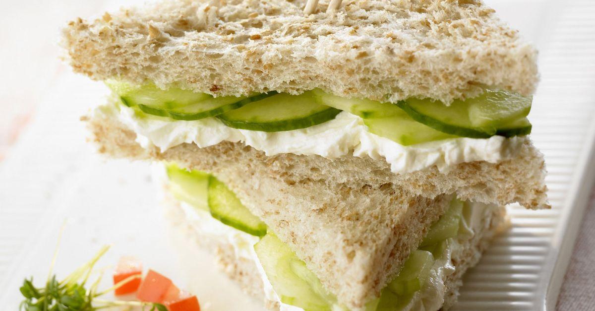 frischk se gurken sandwich rezept eat smarter. Black Bedroom Furniture Sets. Home Design Ideas