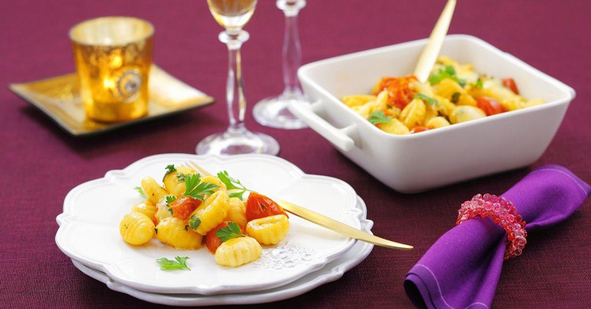 gnocchi mit tomaten rezept eat smarter. Black Bedroom Furniture Sets. Home Design Ideas