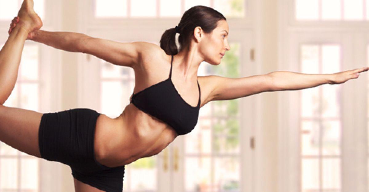 schlank und fit mit yoga eat smarter. Black Bedroom Furniture Sets. Home Design Ideas