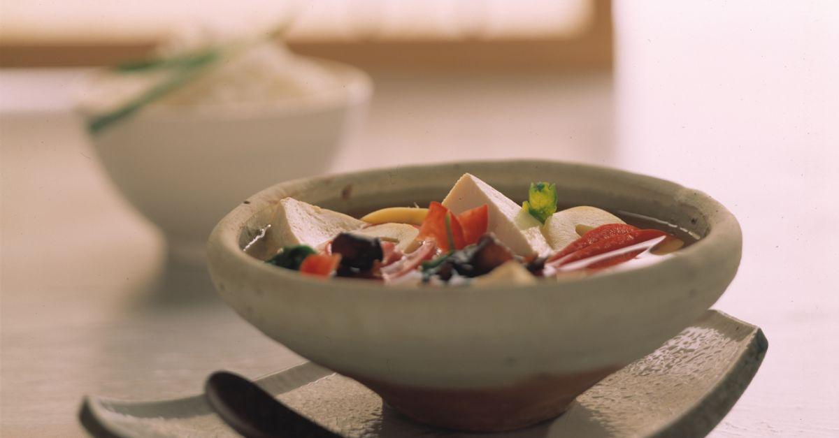 scharf saure miso suppe rezept eat smarter. Black Bedroom Furniture Sets. Home Design Ideas