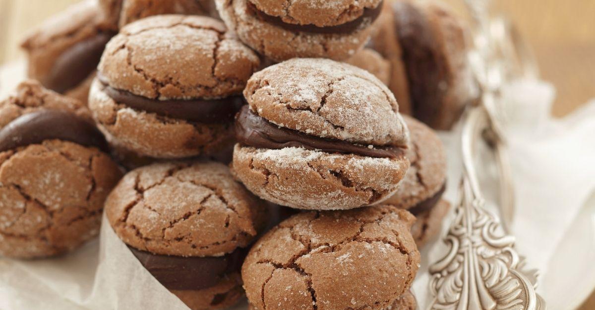 schokoladen macarons rezept eat smarter. Black Bedroom Furniture Sets. Home Design Ideas