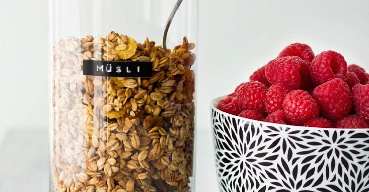 selbstgemachtes granola rezept eat smarter. Black Bedroom Furniture Sets. Home Design Ideas