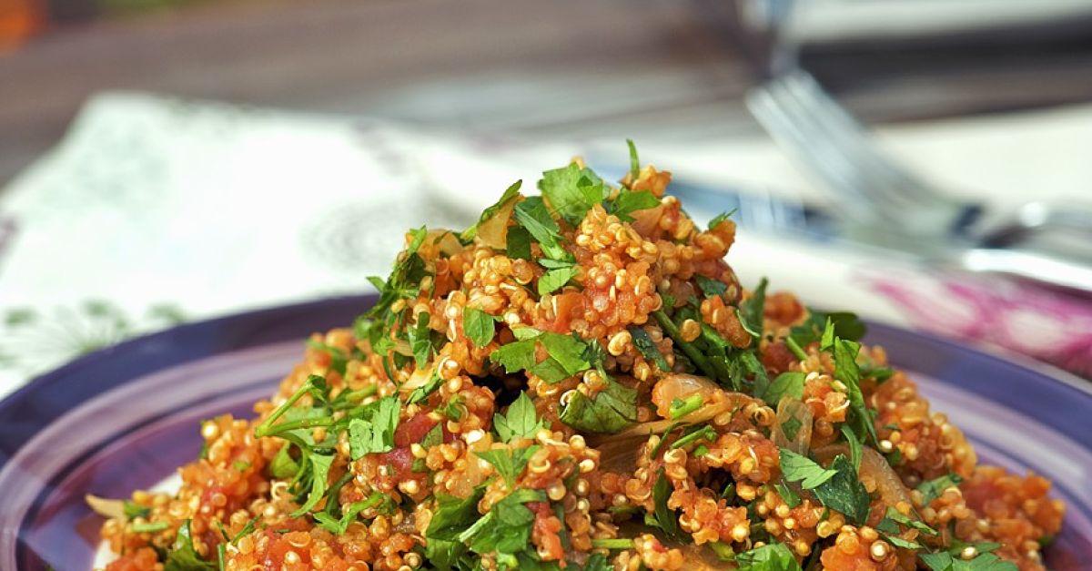 tomaten quinoa rezept eat smarter. Black Bedroom Furniture Sets. Home Design Ideas