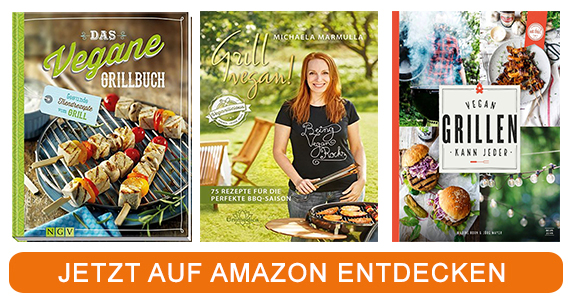 Kochbücher zum Thema vegan grillen