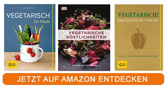 Kochbücher zum Thema Vegetarisch