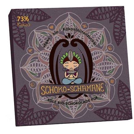 Schoko-Schamane