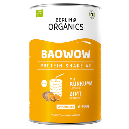 Baowow Berlin Organics