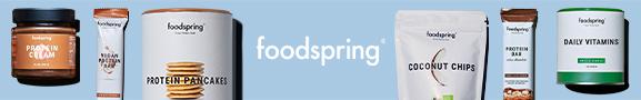 foodspring Leaderboard