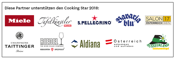 Cooking Star 2018 Partner