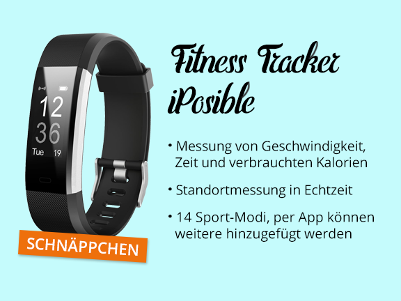 Fitness Tracker iPosible