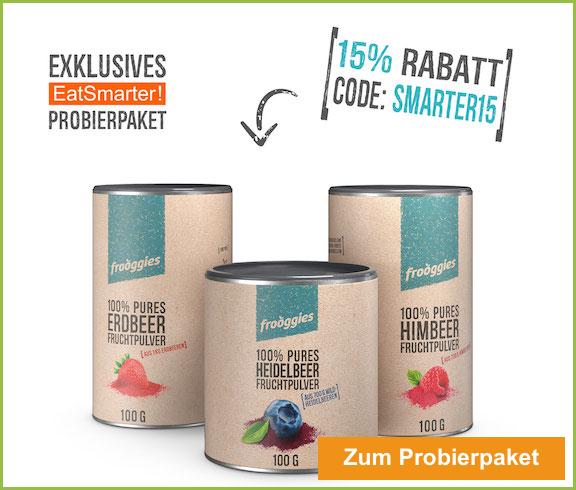 Frooggies Probierpaket