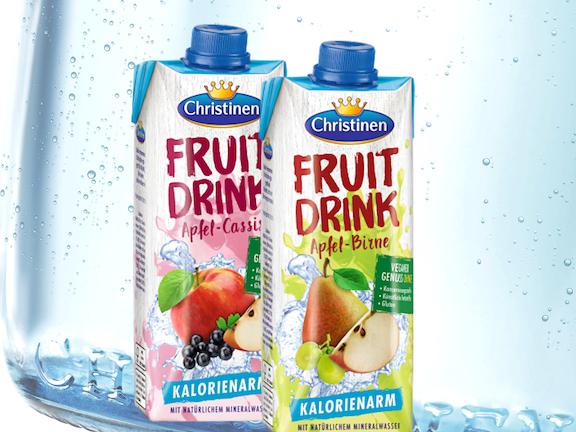 Christinen Fruitdrinks