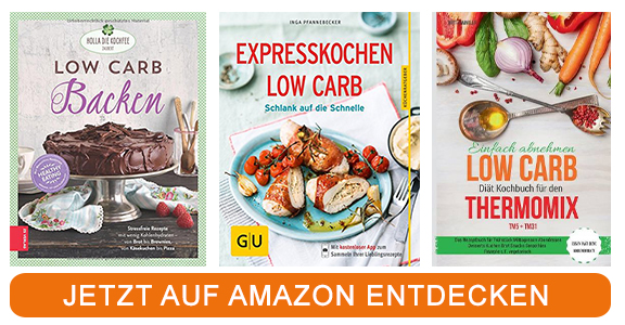 Low Carb Kochbücher