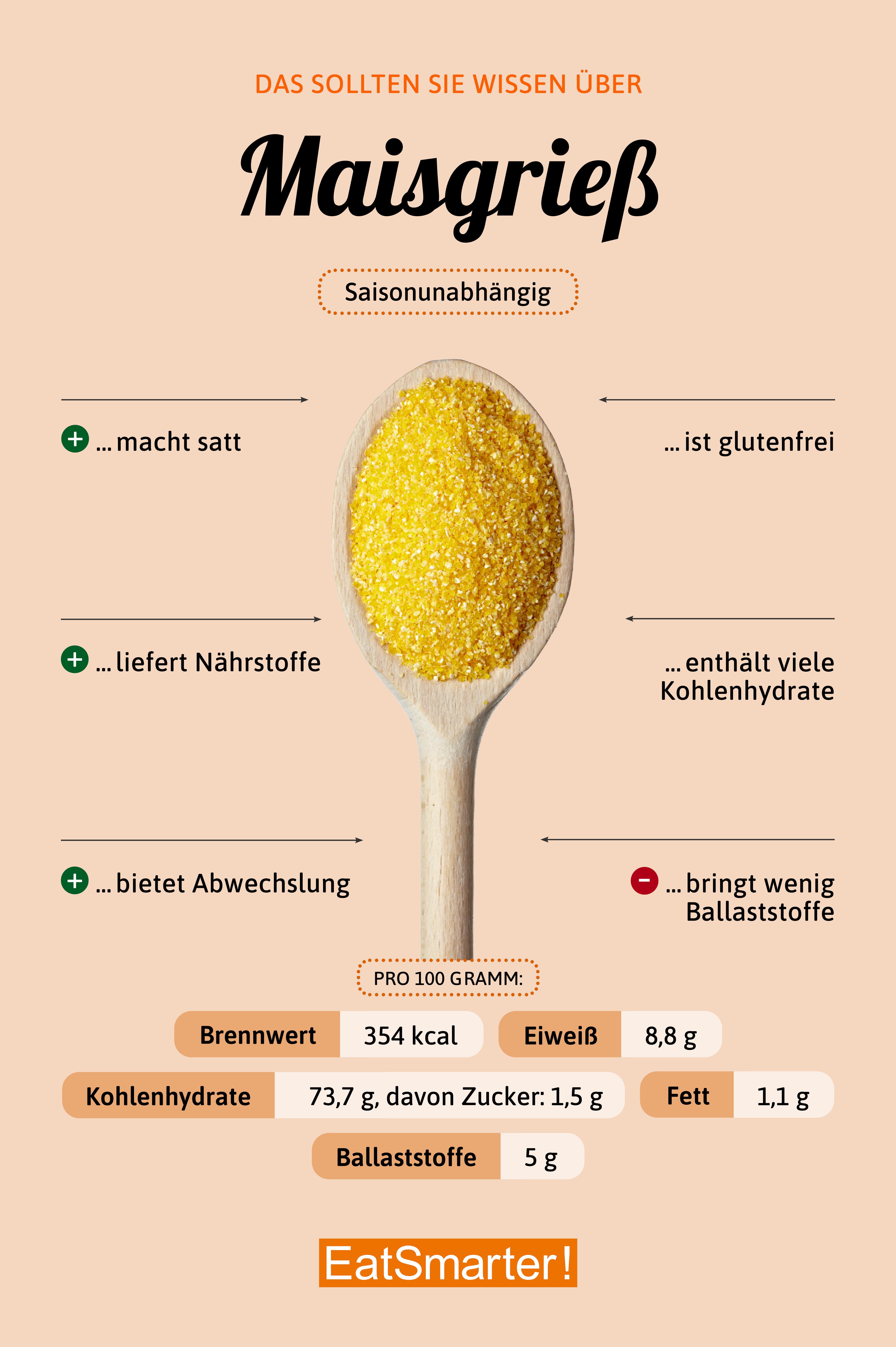 Maisgrieß