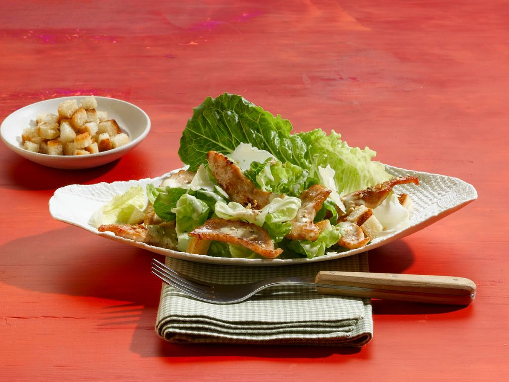 caesar salad rezept eat smarter. Black Bedroom Furniture Sets. Home Design Ideas