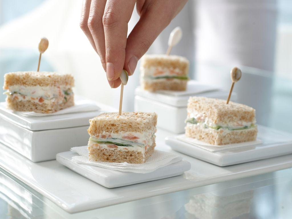 gurken sandwiches rezept eat smarter. Black Bedroom Furniture Sets. Home Design Ideas