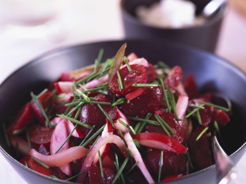 rote bete apfel salat rezept eat smarter. Black Bedroom Furniture Sets. Home Design Ideas