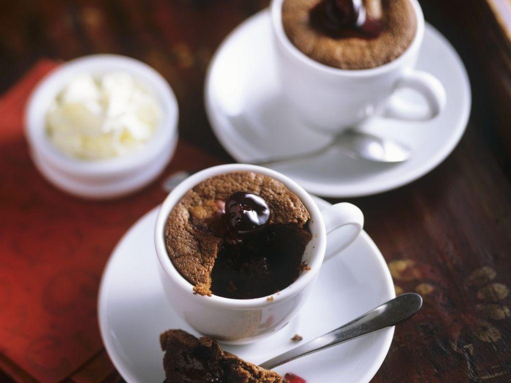 schoko kirsch dessert rezept eat smarter. Black Bedroom Furniture Sets. Home Design Ideas