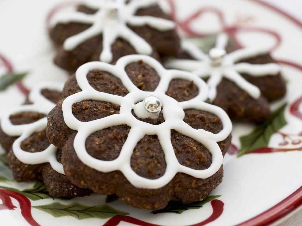 weihnachtliche blumen pl tzchen rezept eat smarter. Black Bedroom Furniture Sets. Home Design Ideas