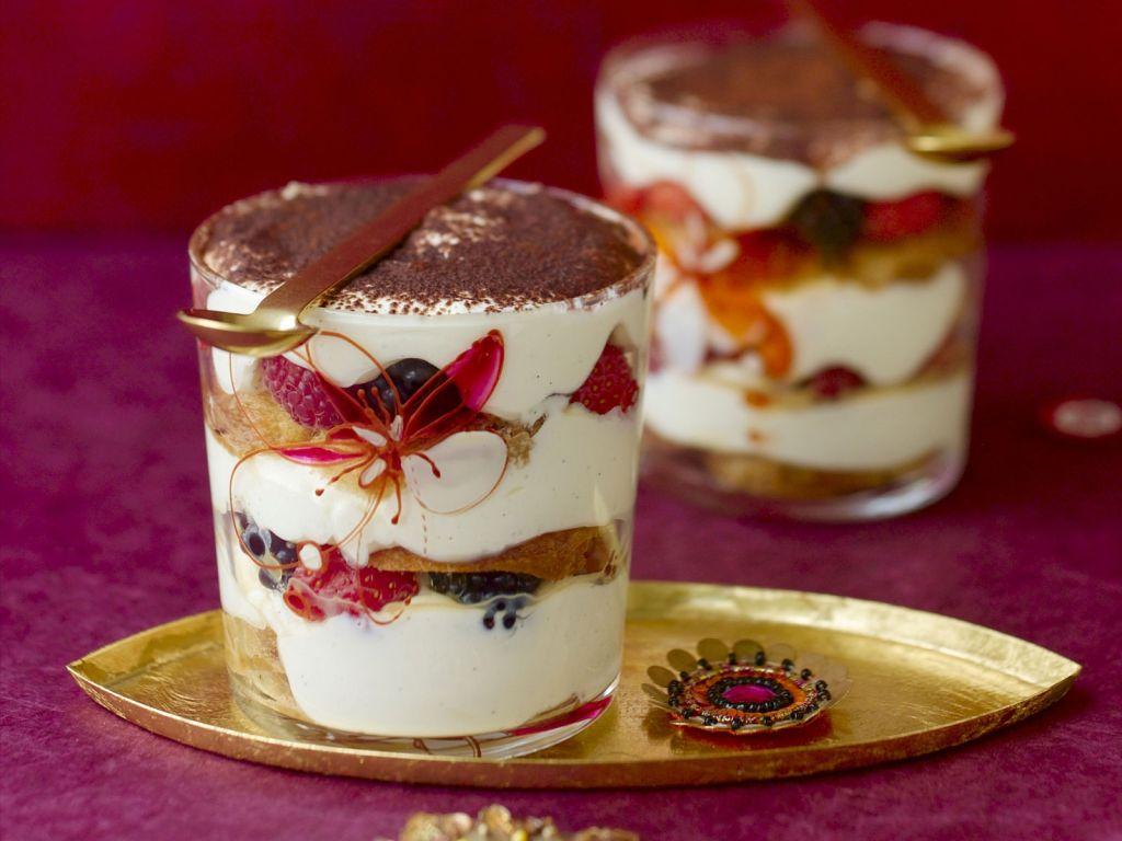 weihnachtliches cranberry dessert rezepte suchen. Black Bedroom Furniture Sets. Home Design Ideas