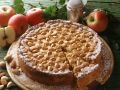 Apfelkuchen mit Mandeln Rezept