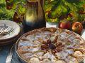 Apfelkuchen mit Zwetschgen Rezept
