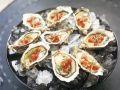 Austern mit Chilisoße auf spanische Art (Salsa) Rezept