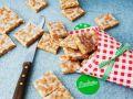 Basler Lebkuchen mit Zuckerguss Rezept