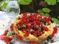 Beeren-Pizza Rezept