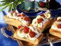 Blättereig-Fruchtschnitten Rezept