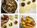 Blätterteigtaschen mit Fleischfüllung Rezept