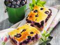 Blaubeer-Käsekuchen vom Blech Rezept