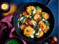 Bratkartoffeln mit grüner Harissa-Sauce Rezept