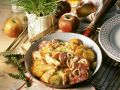 Bratkartoffeln mit Wurst Rezept