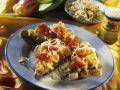 Brot mit Rührei, Kirschtomaten und Rettichsprossen Rezept