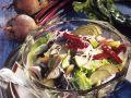 Bunter Fischsalat Rezept