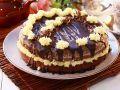 Buttercreme-Schokoladentorte Rezept