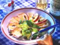 Camembert-Apfel-Salat Rezept