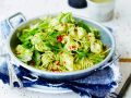 Chili-Tintenfisch-Pasta mit Rucola-Pesto Rezept