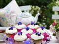 Cupcakes mit Frosting Rezept