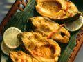 Curry-Karpfen Rezept