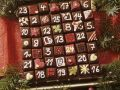 Dominostein-Adventskalender Rezept