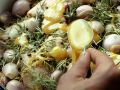 Entenconfis mit Schalotten zubereiten: mit Honig marinieren Rezept