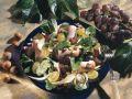 Fenchel-Salat mit Trauben Rezept